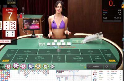 Game Terbaru Live Casino Dan Sexy Baccarat