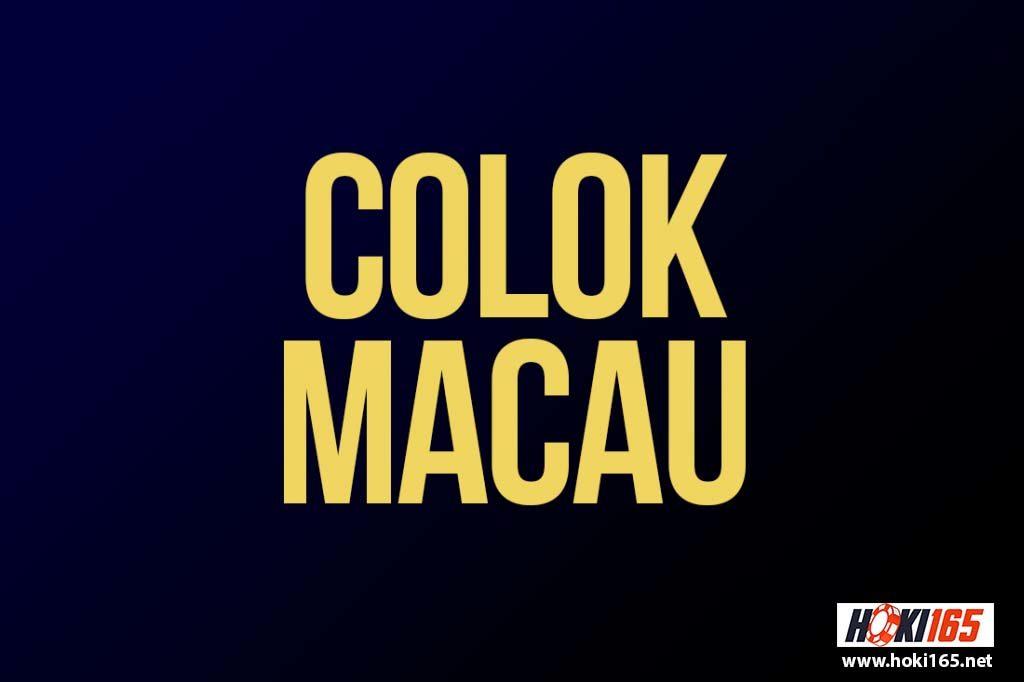 Cara Bermain Togel Colok Macau