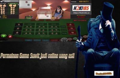 Permainan Game Suwit judi online uang asli