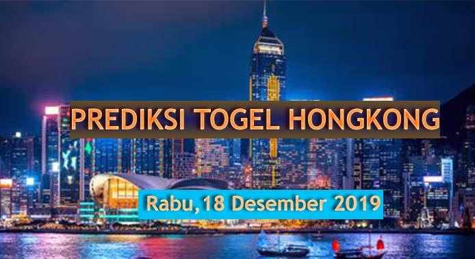 Prediksi Nomor Togel Hongkong 18 Desember 2019 paling Jitu