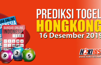 Prediksi Keluaran Hongkong 16 Desember 2019 paling Jitu