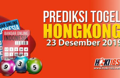 Prediksi Nomor Togel Hongkong 23 Desember 2019 paling Jitu