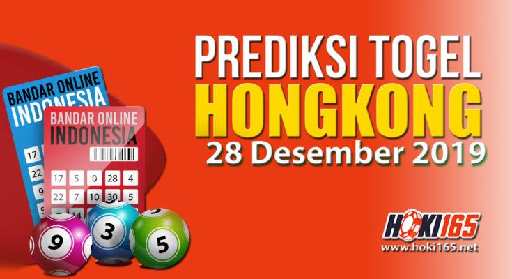 Prediksi Nomor Togel Hongkong 28 Desember 2019 Paling Akurat