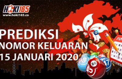 Prediksi Togel Hongkong 15 januari 2020 Hoki165