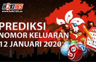 Prediksi Togel Hongkong 12 Januari 2020 | hoki165
