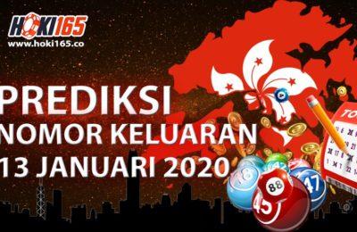 Prediksi Togel Hongkong 13 Januari 2020 | hoki165