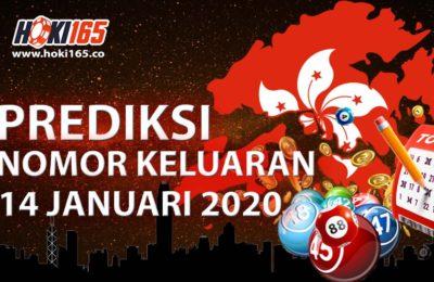 Prediksi Nomor Togel Hongkong 14 Januari 2020