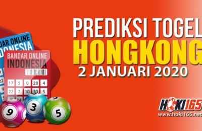 Prediksi Nomor Togel Hongkong 2 Januari 2020 Paling Akurat