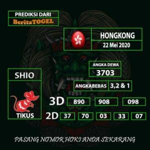 Hongkong 22 Mei 2020 Tembus 2D