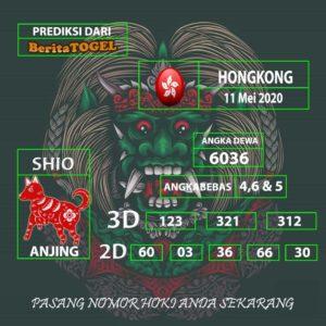 Hongkong jitu 11 Mei 2020