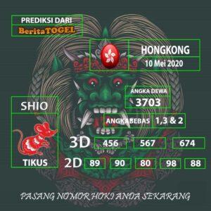 Prediksi Nomor Bermain Hongkong Jitu 10 Mei 2020