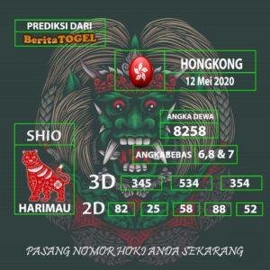 Prediksi Angka Main Hongkong12 Mei 2020