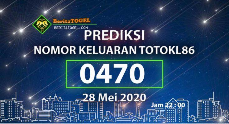 Prediksi Jitu TotoKL86 jam 22:00 28 Mei 2020