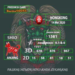 Prediksi Main Hongkong 14 Mei 2020
