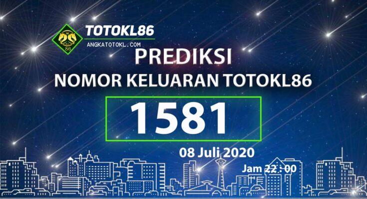 Beritatogel | Angka Main TotoKL86 Tembus 08 Juli 2020