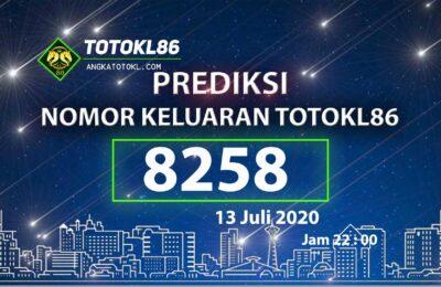 Beritatogel | Prediksi Angka Main TotoKL86 Tembus Jitu 13 Juli 2020