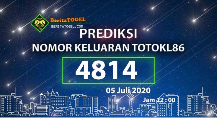 Beritatogel | Prediksi Angka TotoKL86 05 Juli 2020
