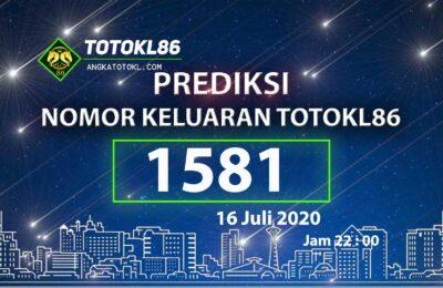 Beritatogel | Prediksi Main TotoKL86 Tembus 16 Juli 2020