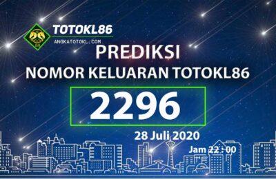 Beritatogel | Prediksi Nomor Main TotoKL86 Tembus 2D 28 Juli 2020