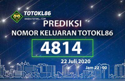 Beritatogel | Prediksi TotoKL86 Tembus 2D 22 Juli 2020