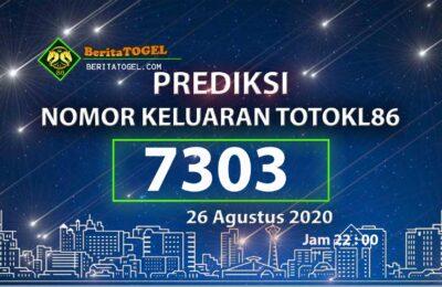 beritatogel | Prediksi Website Totokl86 Online Terpercaya 26 Agustus 2020