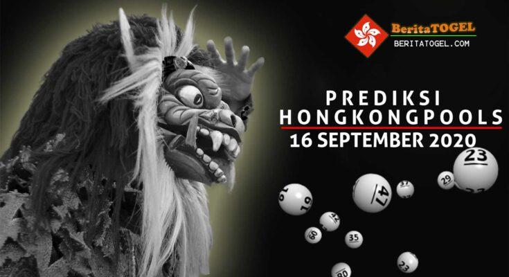 Prediksi Togel Hongkong 16 september 2020