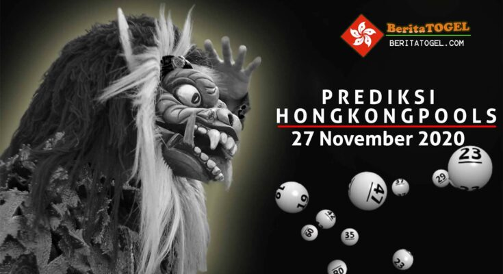 Prediksi Togel Hongkong 28 November 2020