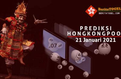 Prediksi Togel Hongkong 21 Januari 2021